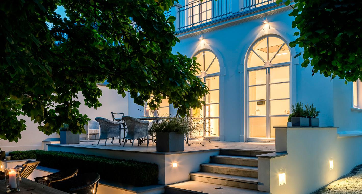 Haus mit Vergangenheit und Zukunft – ARCHITURA