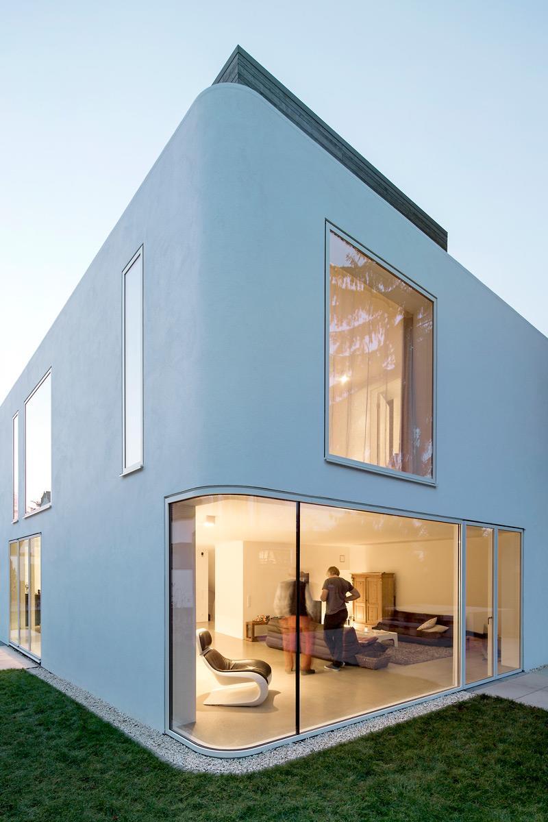 Falke Architekten Köln runde sache architura